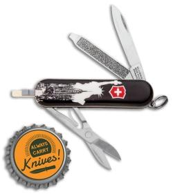 Victorinox Classic Sd New York Swiss Army Knife Grindworx