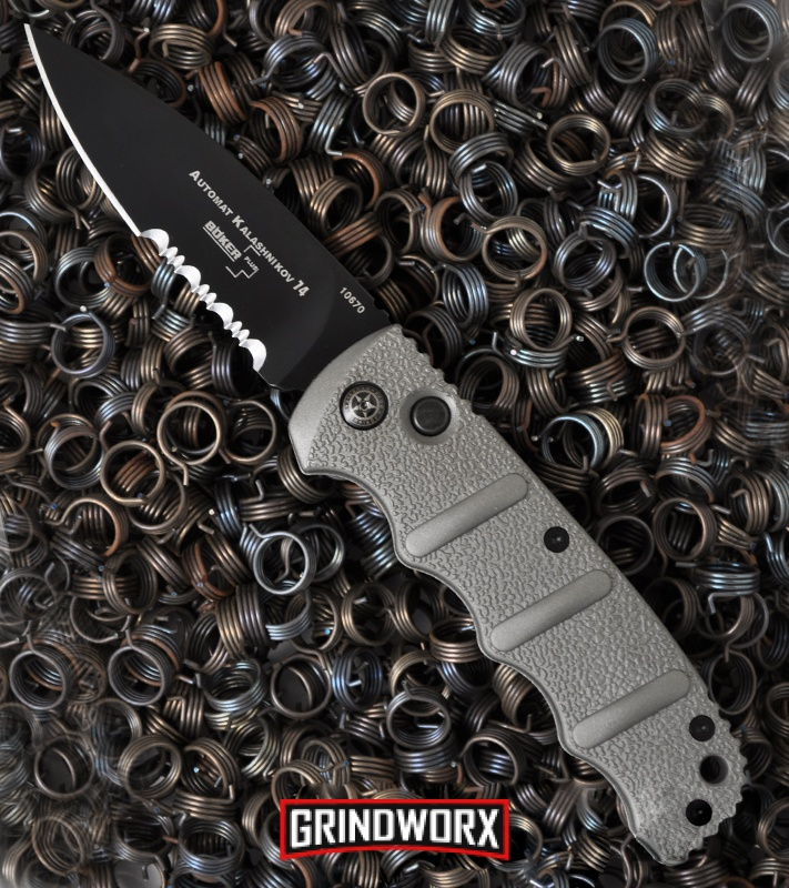 Boker Kalashnikov Knife Replacement Springs Conversion (2)