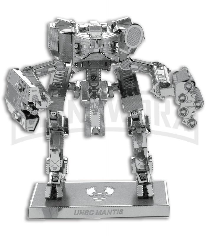 Metal Earth Halo UNSC Mantis 3D Laser Cut Steel Model
