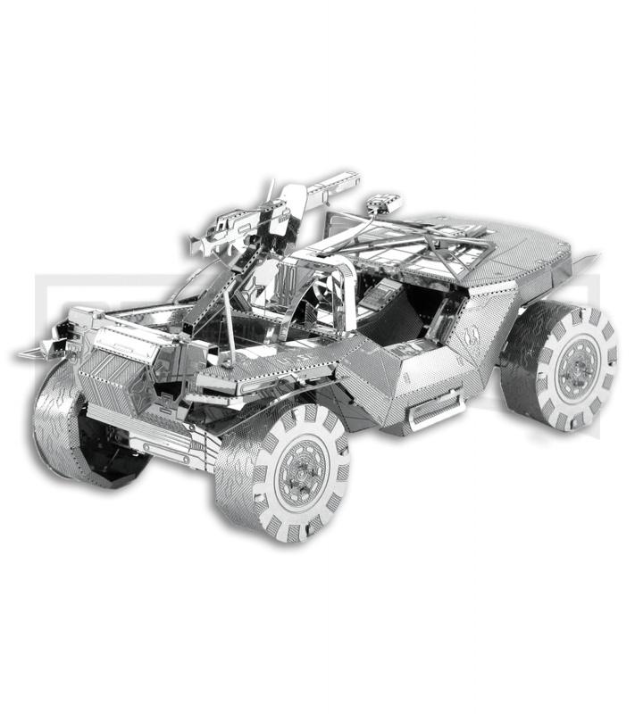 Metal Earth Halo UNSC Warthog 3D Laser Cut Steel Model