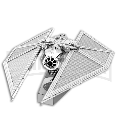 Metal Earth Star Wars Rogue One Tie Striker 3D Laser Cut Steel Model