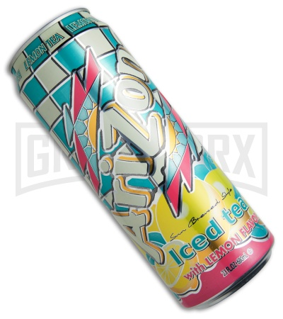 Arizona Iced Tea Can Diversion Storage Safe