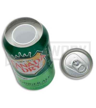 Canada Dry Ginger Ale Can Diversion Storage Safe