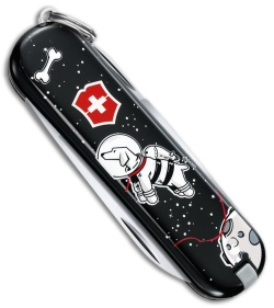 Victorinox Classic Sd Space Walk Swiss Army Knife Grindworx